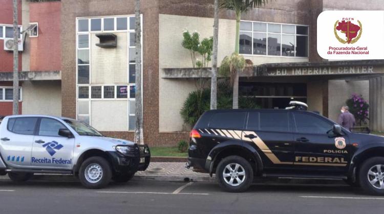 """PGFN participa da operação """"A Incomparável do Abaeté"""" em Minas Gerais"""