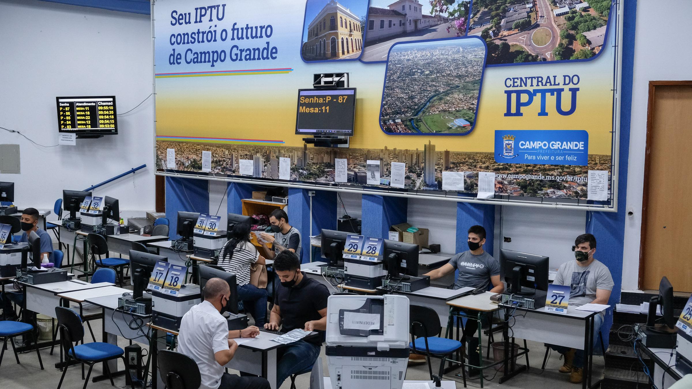 Contribuintes de Campo Grande podem aproveitar descontos de até 100% no Refis da saúde