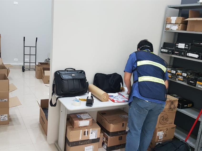 Secretaria da Fazenda SP apreende mais de R$ 1 milhão em mercadorias sem nota fiscal em operação Nosbor
