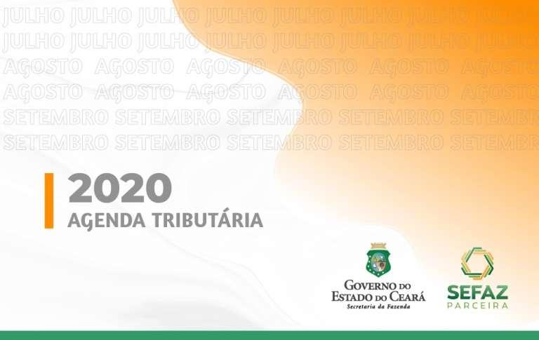 Sefaz Ceará lança Agenda Tributária para facilitar rotina de contribuintes