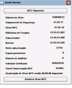 Novas versões do DriverMFE – Ceará