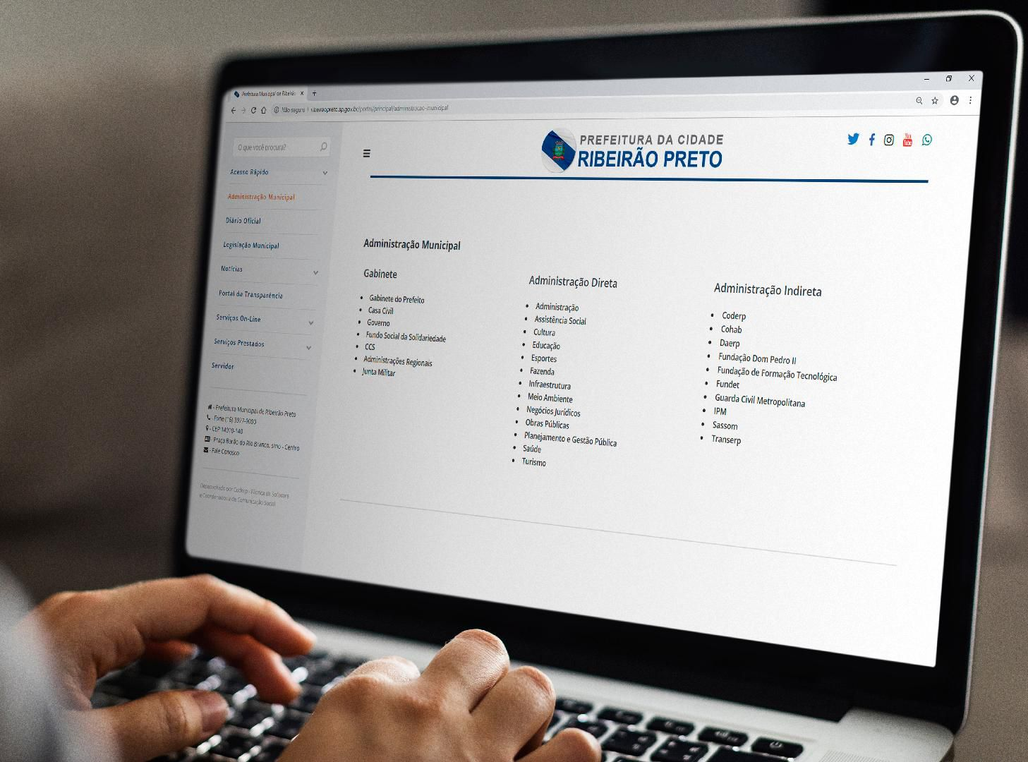 Ribeirão Preto vai disponibilizar novo sistema de emissão de nota fiscal