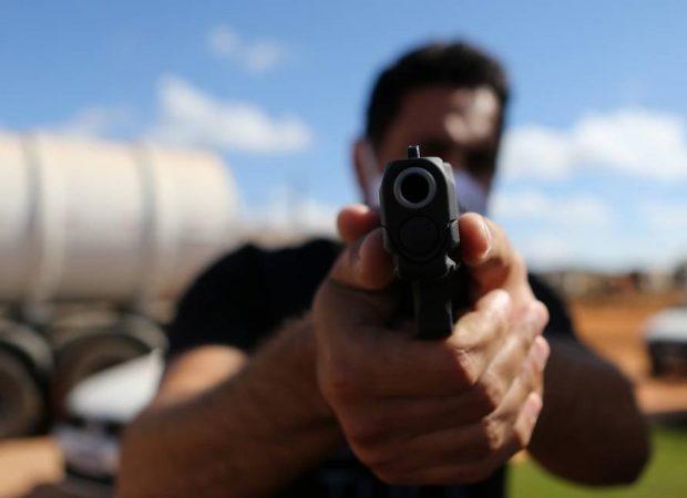 Projeto autoriza isenção de ICMS na aquisição armas de fogo