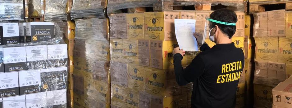 MG – Receita Estadual desarticula esquema de fraudes no setor de vinhos