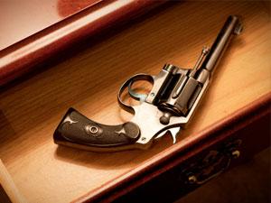É possível penhora de arma de fogo em execução fiscal