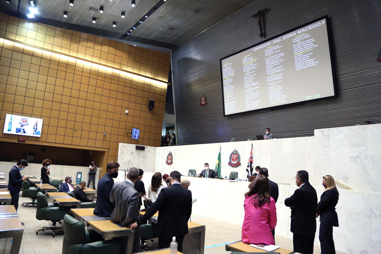 Alesp aprova projeto que concede isenção fiscal a empresas que doarem materiais para as eleições 2020