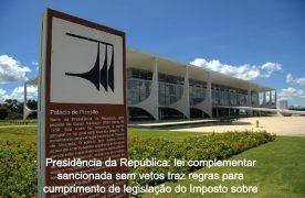 Nova lei altera recolhimento do ISS para município onde serviço é prestado