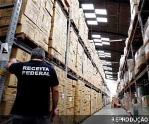 STF admite retenção de importados até a regularização fiscal