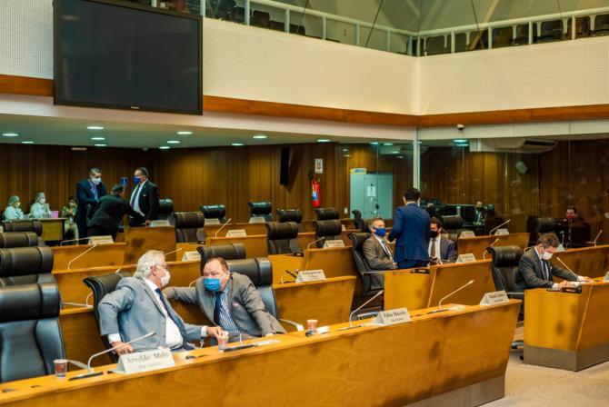 Aprovada MP que isenta ICMS de materiais de prevenção à Covid-19 necessários para as eleições municipais