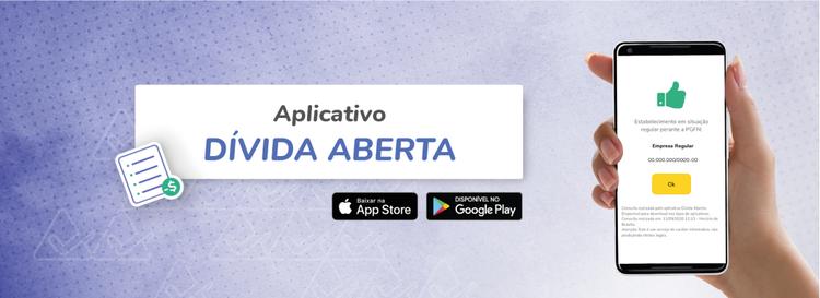 Procuradoria-Geral da Fazenda Nacional atualiza versão do aplicativo Dívida Aberta