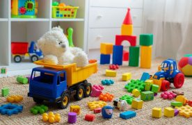 Pelo menos 39,70% do preço do brinquedo são impostos