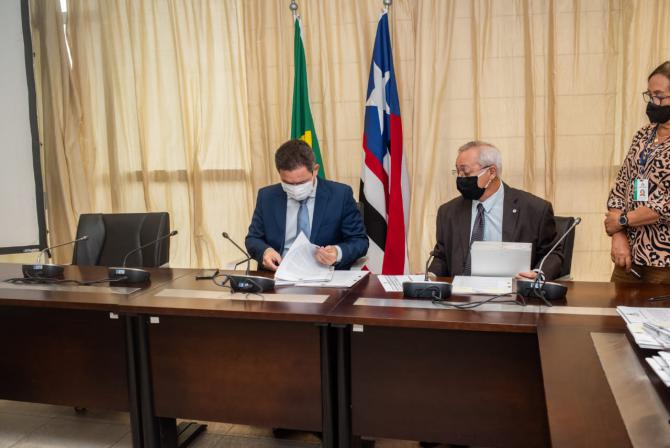 Maranhão – CCJ aprova Medidas Provisórias de abertura de crédito e de isenção de ICMS