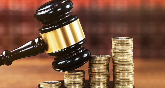 Cancelado arrolamento de dívida menor que 30% do patrimônio