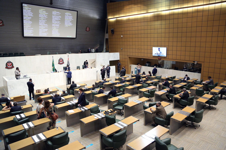 Alteração na base de cálculo de impostos prevista no PL 529/2020 foi assunto na tribuna – SP