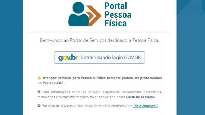 Com 27 serviços disponíveis, Receita Estadual gaúcha lança novo Portal para Pessoa Física