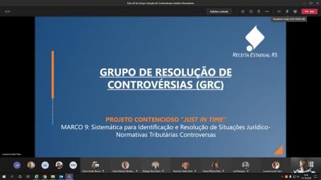 RS – Grupo inicia trabalhos e entrega primeira solução para questões controvertidas da legislação tributária
