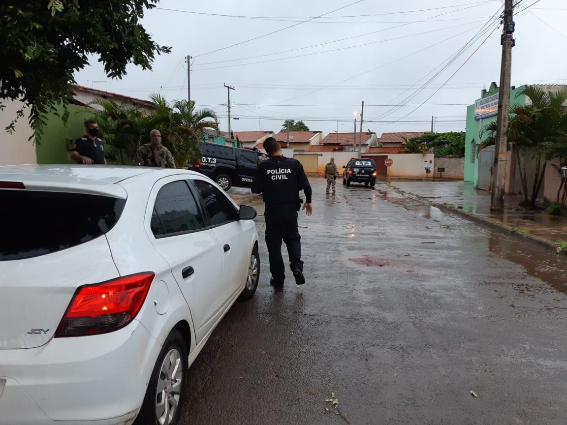 Operação Orange Black cumpre mandados de prisão e detecta mais de R$ 4 milhões em tributos sonegados – Goiás
