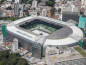 TJ-SP nega ao Palmeiras pedido de isenção de IPTU
