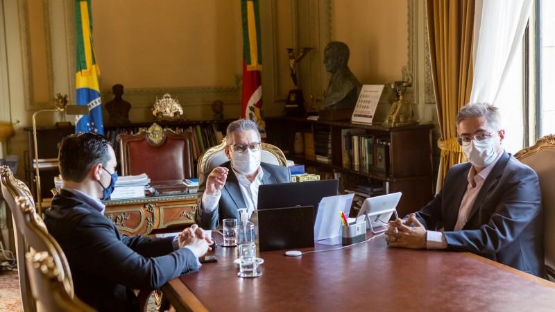 PL 246 é sancionado com medidas para o desenvolvimento do Rio Grande do Sul