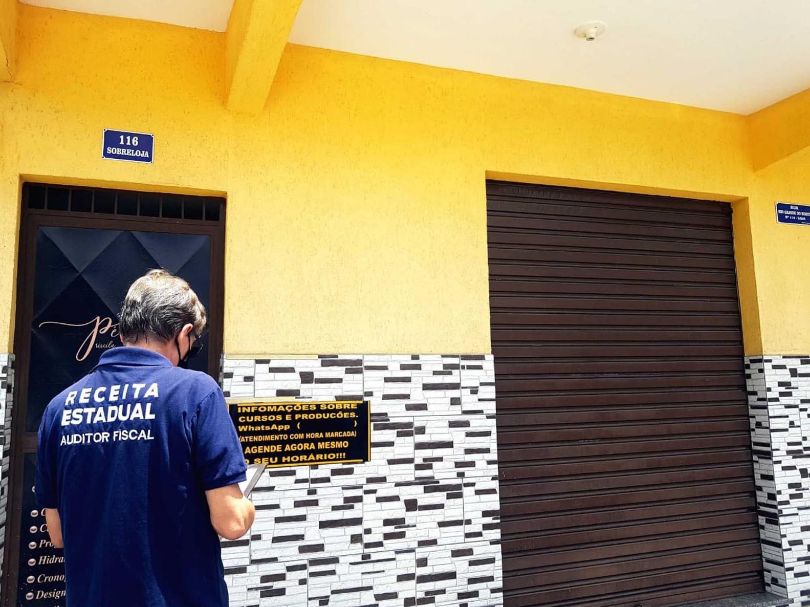 RJ – Receita Estadual faz uma nova operação contra empresas noteiras