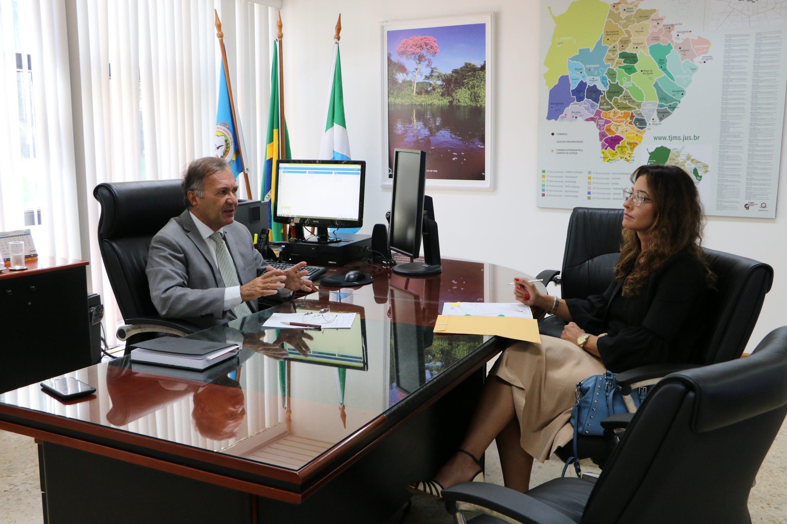 Corregedoria-Geral de Justiça e PGE estudam lançamento administrativo do ITCD causa mortis de inventários antigos