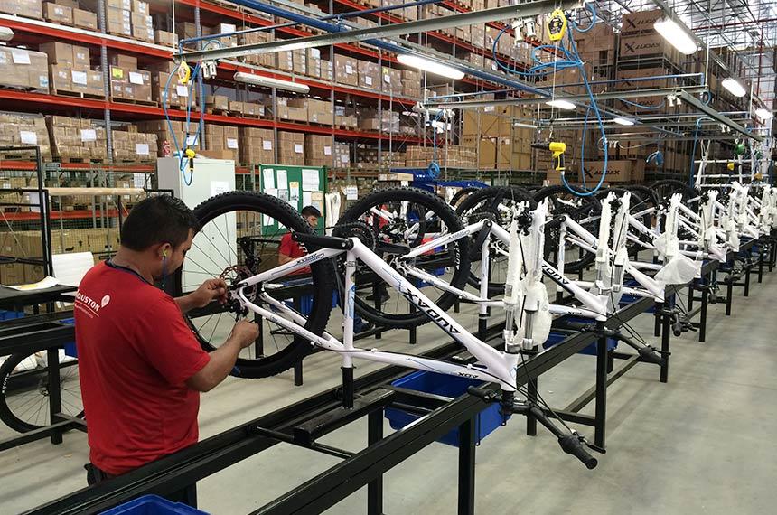 Bancada do Amazonas quer sustar redução de imposto de bicicleta importada