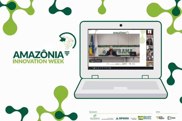 Amazonia Innovation Week promove intercâmbio com o ecossistema de Inovação do Sul do Brasil