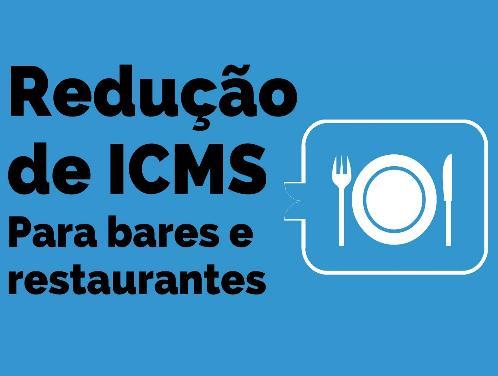 Maranhão reduz para 2% o ICMS de bares, restaurantes e fornecimento de refeições
