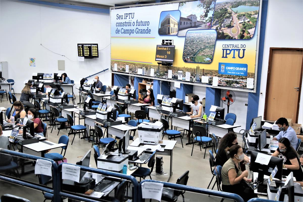 Contribuintes de Campo Grande terão até 100% de desconto nos juros para quitação de dívidas com a prefeitura