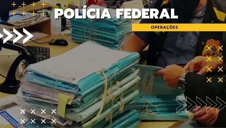 PF desarticula esquema criminoso voltado à venda de decisões judiciais na Bahia