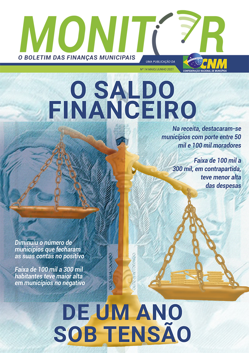 Edição do Monitor retrata a tensão nas finanças municipais em 2020
