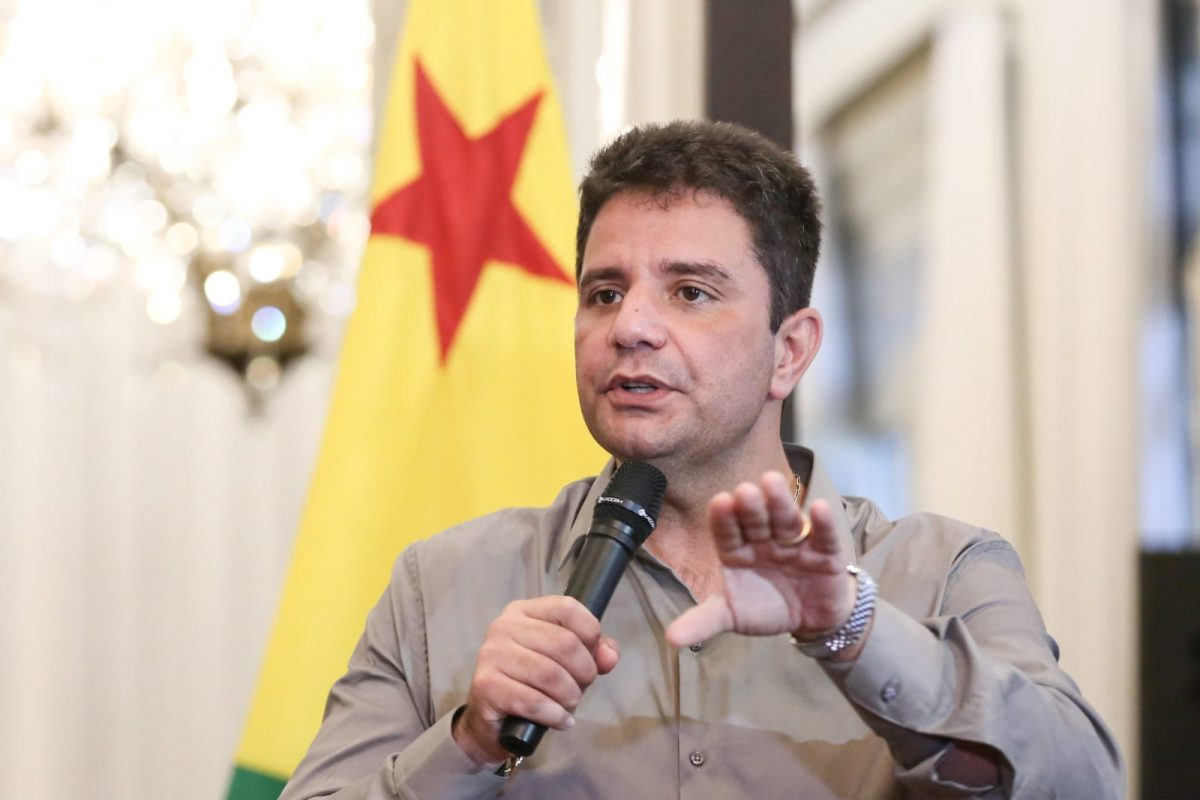 Governo anuncia pacote de medidas econômicas e tributárias para melhorar a economia do Estado do Acre