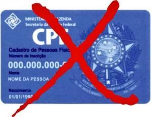 União deve cancelar CPF utilizado de forma irregular para abertura de empresa