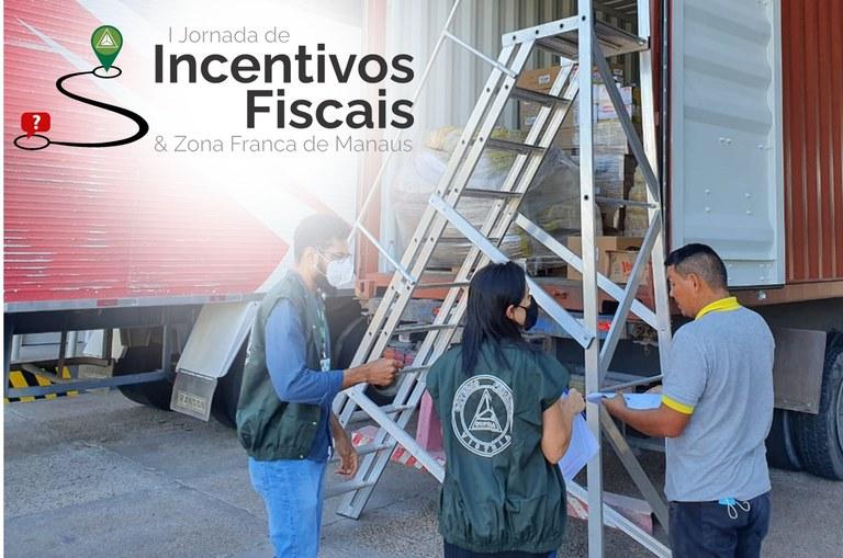 Suframa abre inscrições gratuitas para I Jornada de Incentivos Fiscais