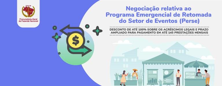 Começa o prazo de adesão ao Programa Emergencial de Retomada do Setor de Eventos