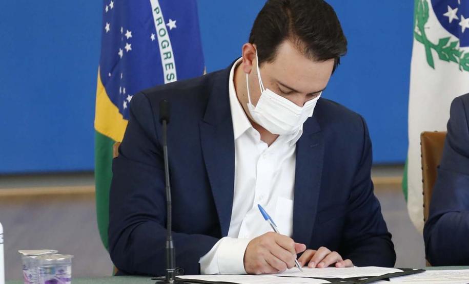 Paraná – Governador sanciona lei do parcelamento de dívidas de empresas em recuperação judicial