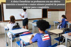 Salário de professor deve ficar isento de IR