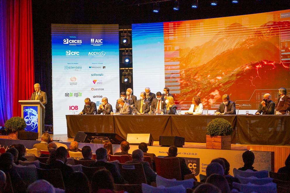 Tem início o maior evento contábil da América Latina