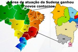 Área de atuação da Sudene passa a abranger 2074 municípios
