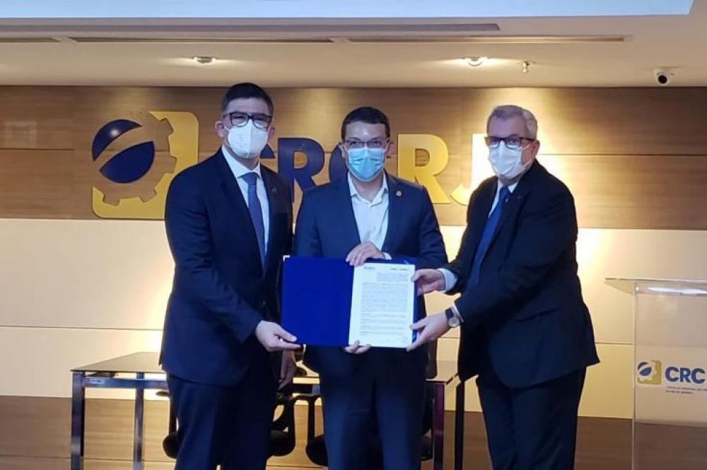 Ordem firma acordo de cooperação com Conselho de Contabilidade