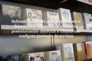IRPJ/CSLL – Lucro Presumido – Comercialização de programa de computador não customizado – Atividades diversificadas